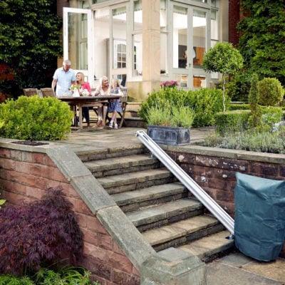 Monte-escalier extérieur Acorn