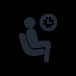 icone détecteur d'inactivité