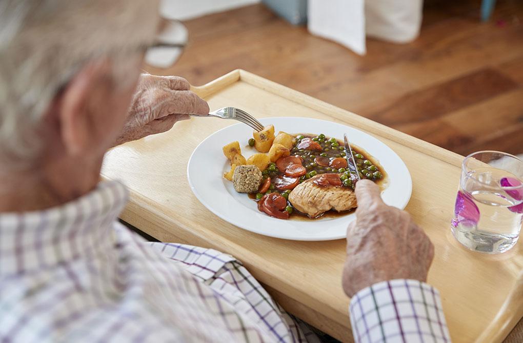 dénutrition chez les seniors