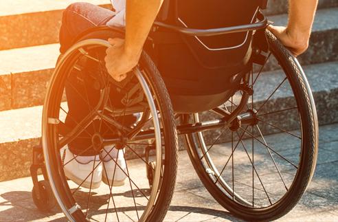 Les aides au handicap