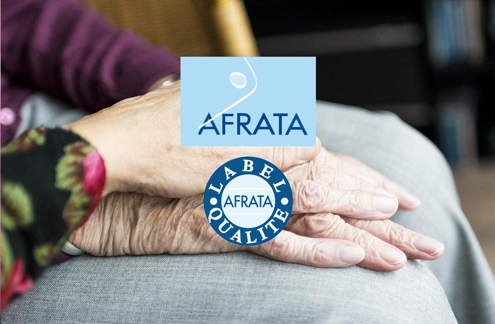 AFRATA téléassistance innovation sécurité
