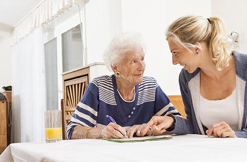 La sauvegarde de justice d'une personne âgée