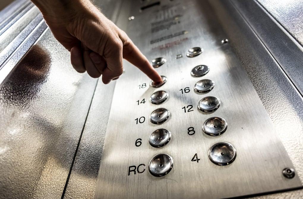 Ascenseur senior