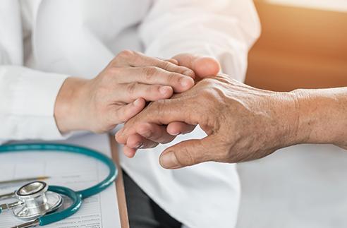 Les aides pour la maladie de Parkinson
