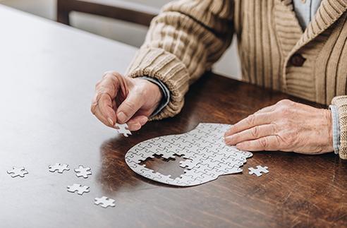 Le diagnostic de la maladie d'Alzheimer