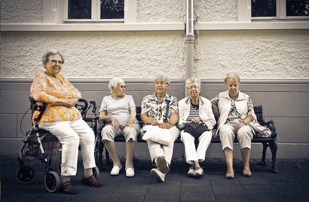 4 millions de seniors dépendants en 2050