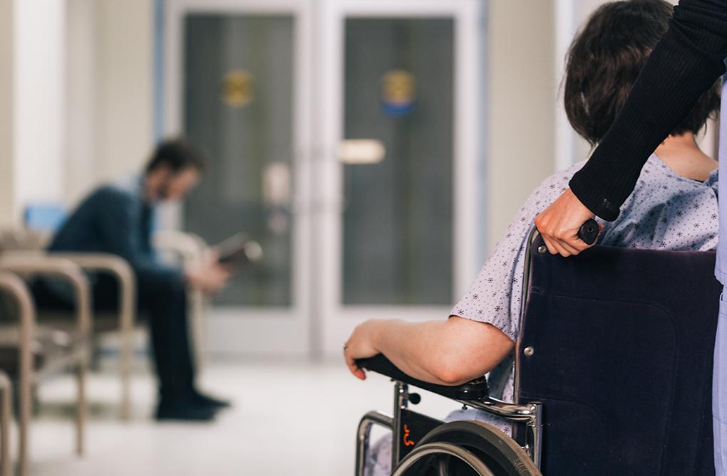 Crise des urgences et personnes âgées