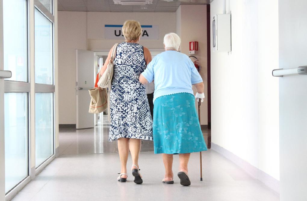 Proche aidant personne âgée
