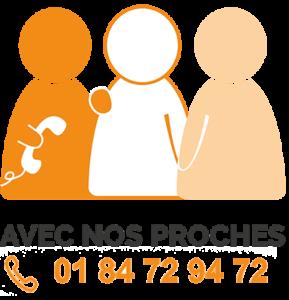 Logo Avec Nos Proches