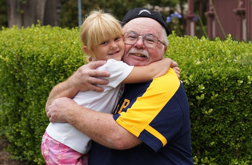 Grand-parents et petits-enfants, un lien fort