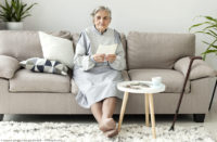 Amandine Verne explique l'évaluation de domicile par un ergothérapeute