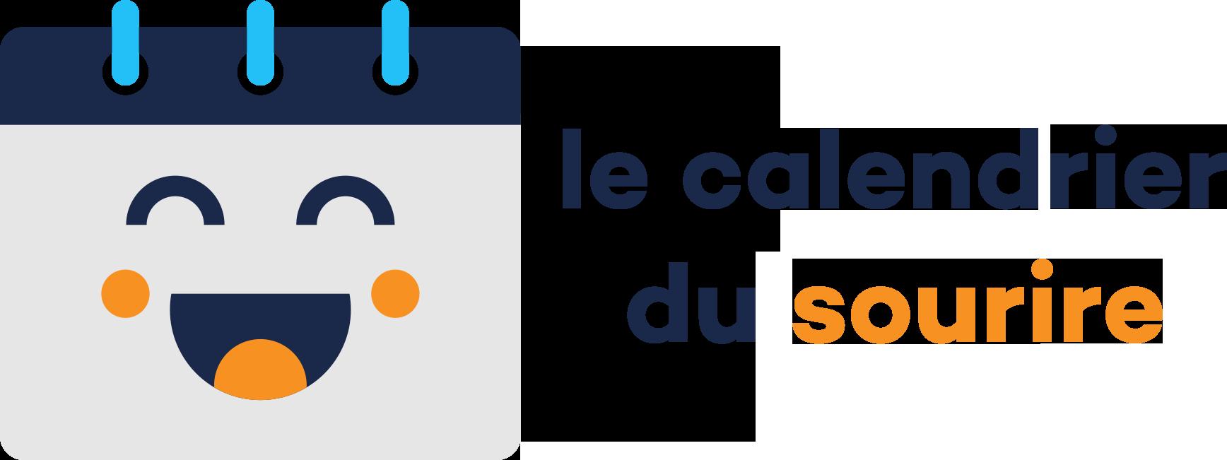 Logo du Calendrier du sourire