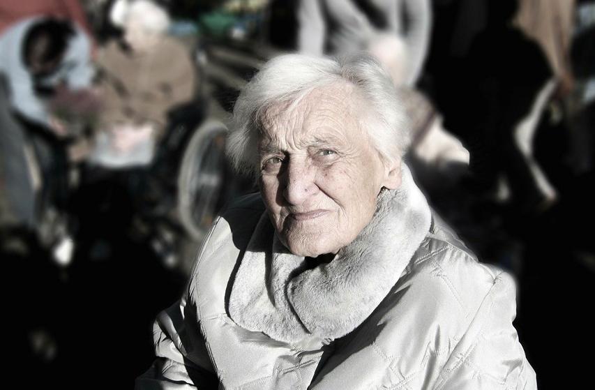 La dépression des personnes âgées
