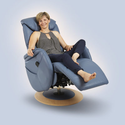 fauteuil relax releveur Everstyl