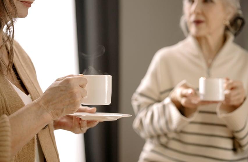 Les bienfaits du café, du thé et du chocolat