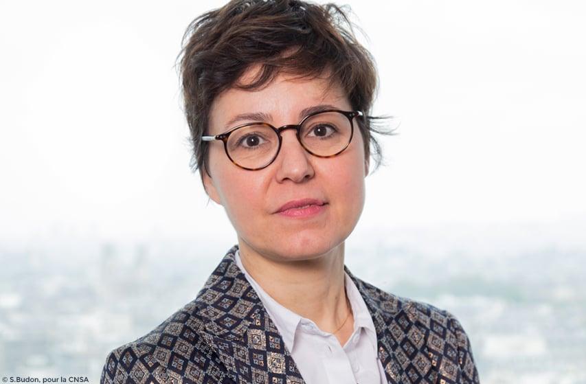 Virginie Magnant, Directrice de la CNSA