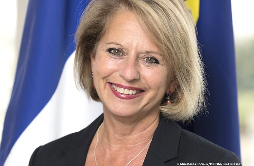 Brigitte Bourguignon, ministre chargée de l'autonomie