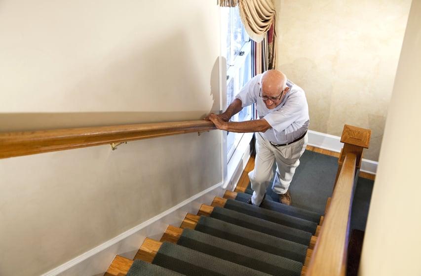 Etude Bonjour senior sur l'adaptation du logement